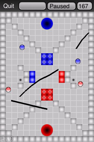 Screenshot Stroke Ball Lite