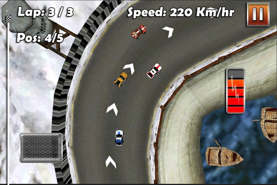 Screenshot Street Racing Xtreme ( 3D Car Race Games )