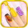 All Celebrity Nail Beauty Spa Salon - Makeover Beauty Game for Girl